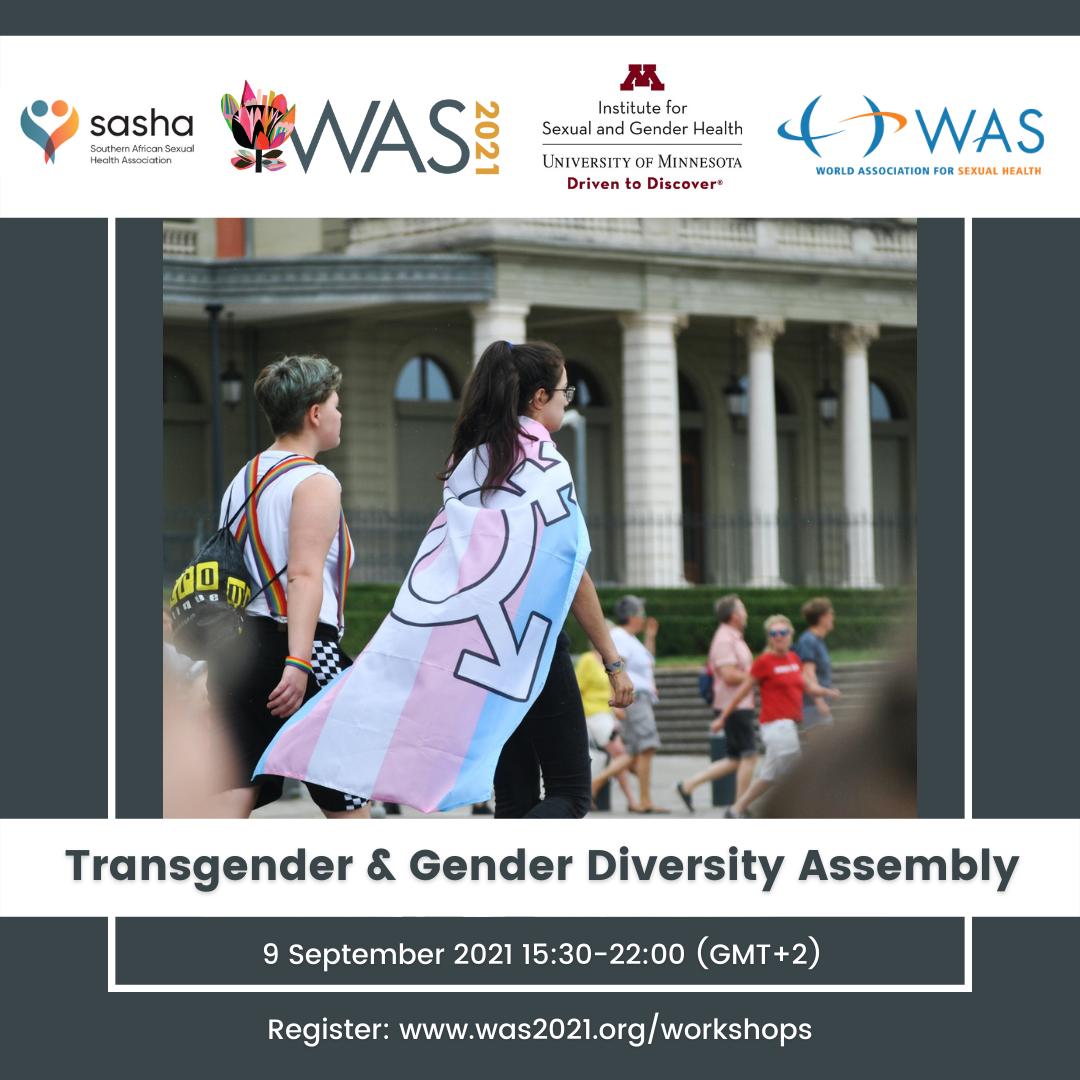 Transgender & Gender Diverse Assembly
